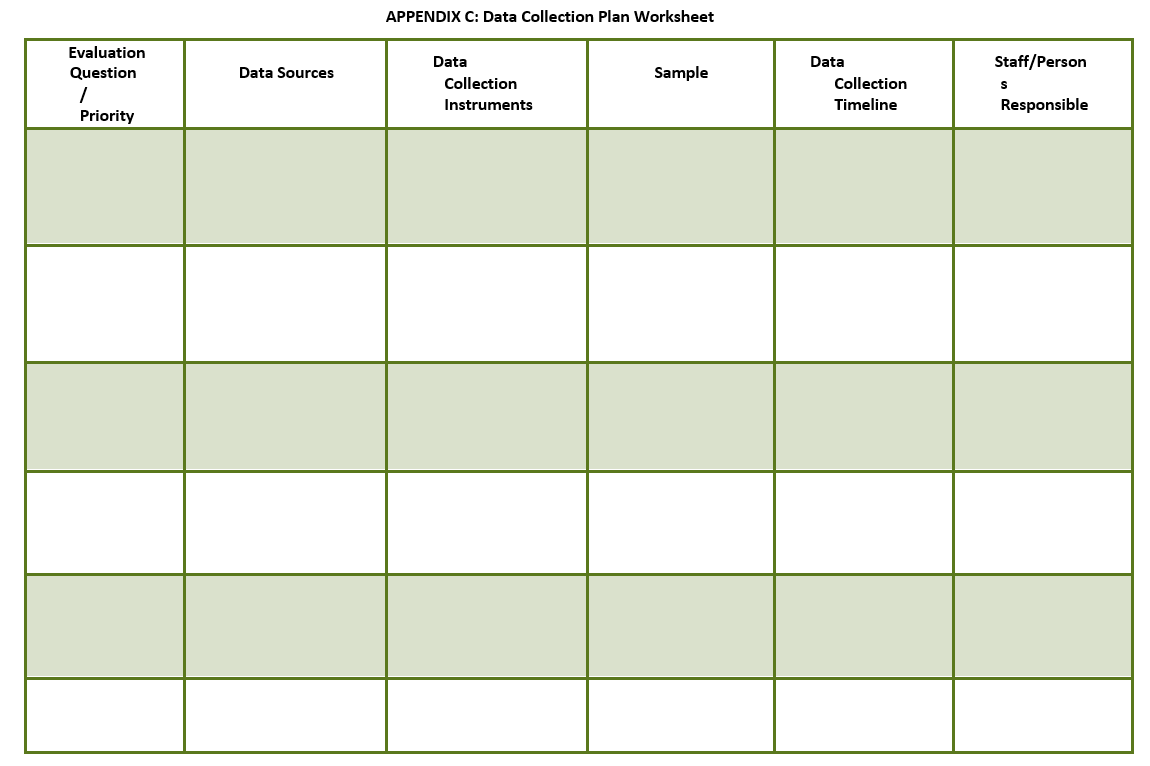 Data collection procedures pdf reader